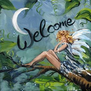 Welcome Fairy by sylvia pimental