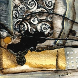 Signe De Terre 1 by Sylvie Cloutier