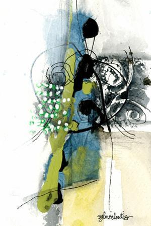 Zone Bleue by Sylvie Cloutier