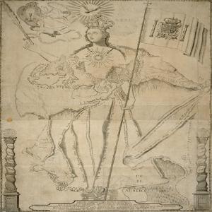 Symbolic Aspect Of The Hispanic World, 1761