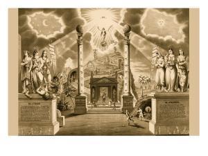 Symbols -Masonic Chart