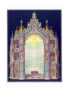 Symbols -Masonic Lord's Prayer