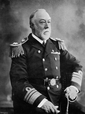 Vice-Admiral Sir Henry Fairfax, British Naval Officer, 1896 by Symonds & Co