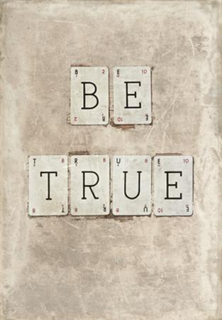 Be True by Symposium Design