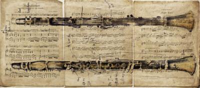Clarinet by Symposium Design