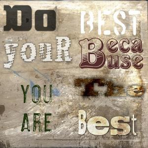 Do Your Best by Symposium Design