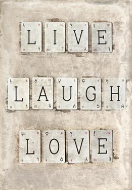Live Laugh Love by Symposium Design