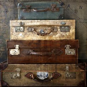 Suitcases by Symposium Design