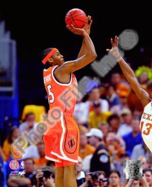 Syracuse Orangemen - Carmelo Anthony Photo