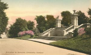 Syracuse University Entrance