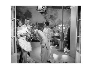 Brigitte Horney und Paul Dahlke in 'Liebe, Tod und Teufel', 1934 by SZ Photo