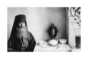 Russischer Mönch, 1910 by SZ Photo