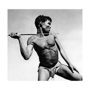 San in Namibia, 1930er Jahre by SZ Photo