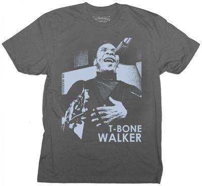 T Bone Walker- Faded Portrait