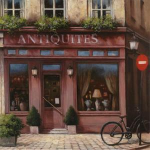 Antiquites by T. C. Chiu