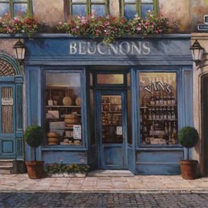 Beugnons by T. C. Chiu