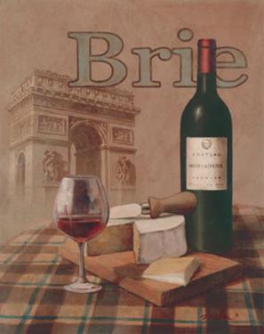 Brie, Arc de Triomphe by T. C. Chiu