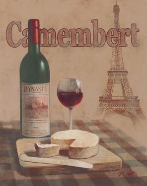 Camembert, Tour Eiffel by T. C. Chiu