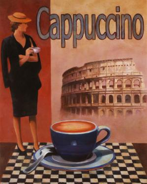 Cappuccino, Roma by T. C. Chiu