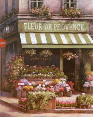 Fleurs de Provence by T. C. Chiu