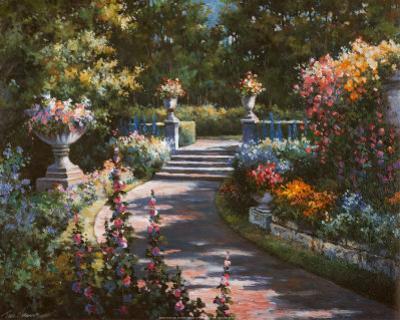 Garden Path by T. C. Chiu