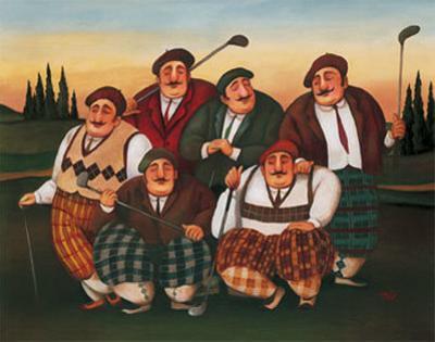 Golf Club by T. C. Chiu