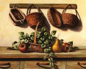 Hanging Baskets by T^ C^ Chiu