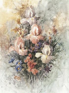Irises by T. C. Chiu