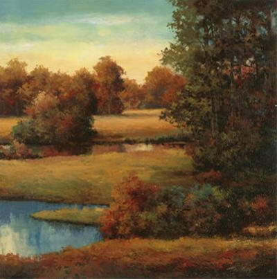 Lakeside Serenity II by T. C. Chiu