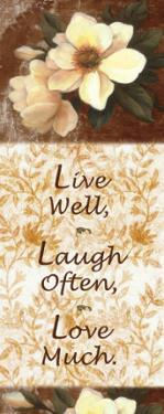Live, Laugh, Love by T. C. Chiu