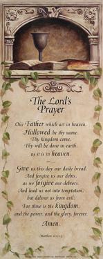 Lord's Prayer by T. C. Chiu