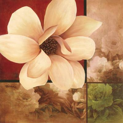 Magnolia Collage by T. C. Chiu