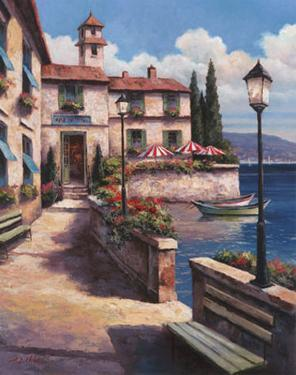 Mediterranean Villa I by T. C. Chiu