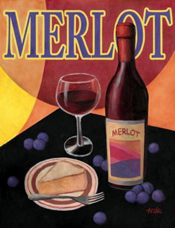 Merlot by T. C. Chiu