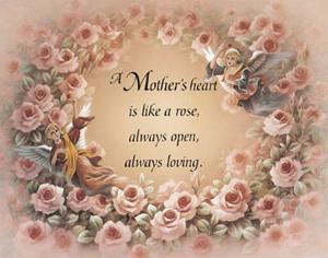 Mother's Heart by T. C. Chiu
