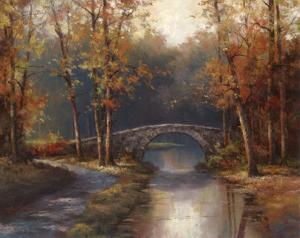 Path to Stone Bridge by T. C. Chiu