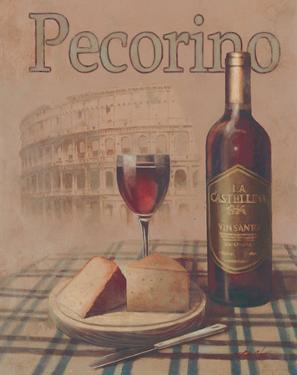 Pecarino-Roma by T. C. Chiu