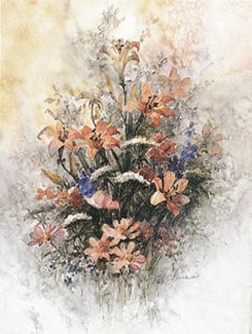 Poppies by T. C. Chiu