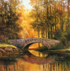 Stone Bridge by T. C. Chiu