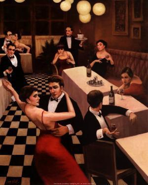 Tango I by T. C. Chiu