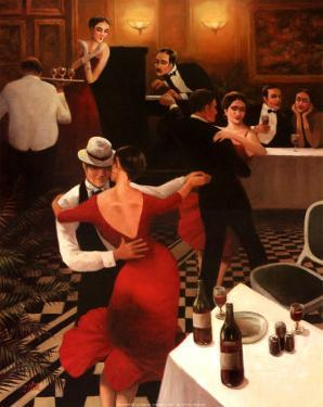 Tango II by T. C. Chiu