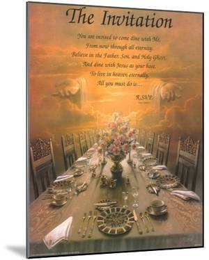 The Invitation by T. C. Chiu