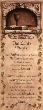 The Lord's Prayer by T. C. Chiu