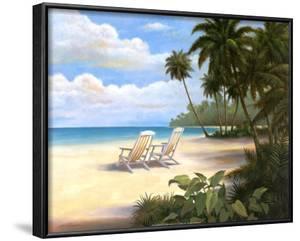 Tropical Bliss by T. C. Chiu