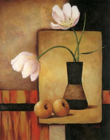 Tulips and Apples by T. C. Chiu