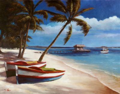 Two Boats by T. C. Chiu