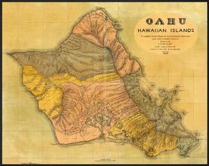 Oahu, Hawaiian Islands, c.1899 by T. D. Beasley