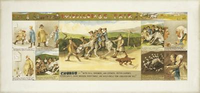 Widdicombe Fair by T F Richards