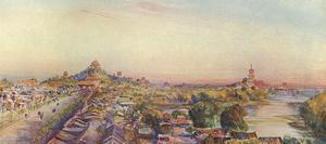 Beijing, China 1909 by T Hodgson Liddell