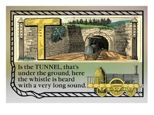 T is the Tunnel